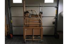 Łóżko rehabilitacyjne elektryczne BURMEIER FORTUNA 4 FUNKCYJNE