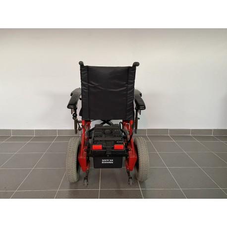 Wózek inwalidzki elektryczny Meyra Clou+nowe baterie