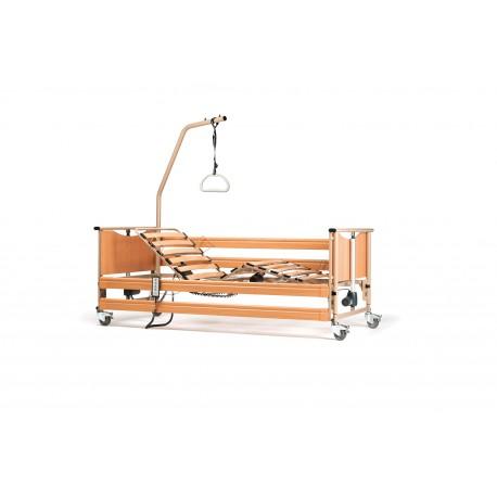Łóżko rehabilitacyjne elektryczne Luna 2 Basic+materac