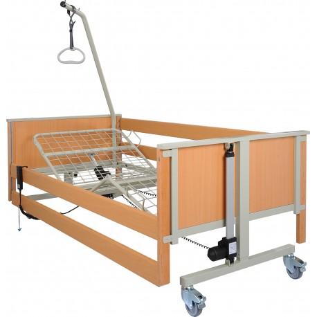 Łóżko rehabilitacyjne elektryczne  AKS