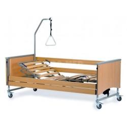 Łóżko rehabilitacyjne elektryczne  Hermann Bock+ Nowy Materac