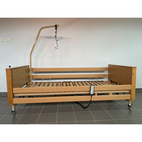 Łóżko rehabilitacyjne elektryczne Burmier Fortuna 3 Funkcyjne