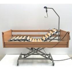Łóżko rehabilitacyjne elektryczne  Hermann Bock