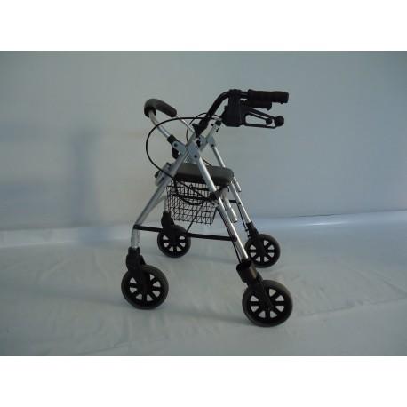Chodzik rollator z pałąkiem